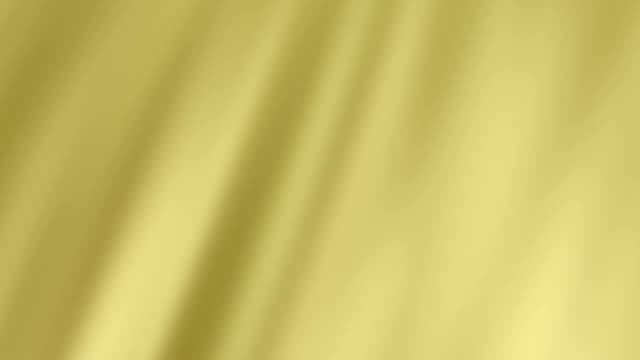 Abstract Waved Gold Silk Fabric video