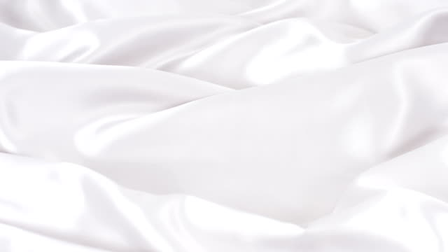 Abstract white textured luxury material video