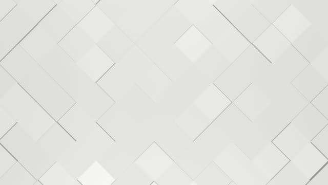 аннотации прямоугольник фонового шаблона, 3d сделать красивый фон, 4k ультра hd. 3840x2160p. кадры. - abstract architecture стоковые видео и кадры b-roll