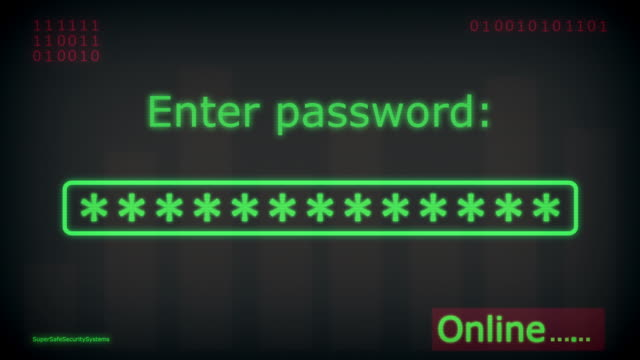 Access granted.  password stock videos & royalty-free footage