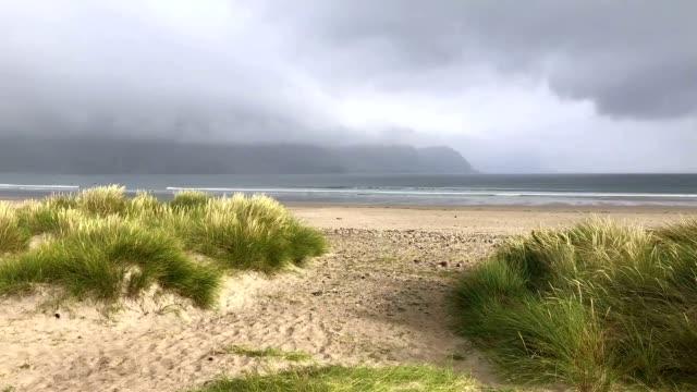 achill island - skrov bildbanksvideor och videomaterial från bakom kulisserna