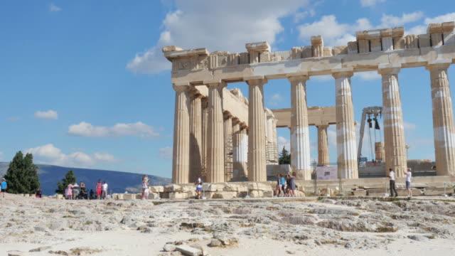 Acropolis, Athens, Greece video