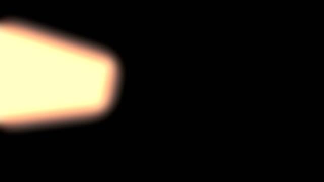 vídeos y material grabado en eventos de stock de elementos de la película de acción - cg bozal marcadores directamente en cámara - largo longitud