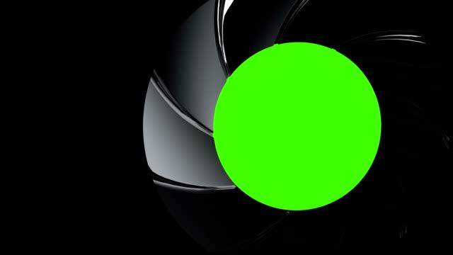 アクション映画 secret agent 抜きに緑色の画面背景 - スパイ点の映像素材/bロール