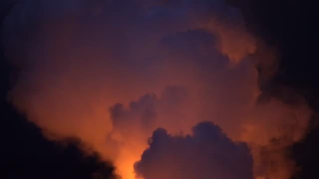Active Volcano Bubbling Lava Hawaii video