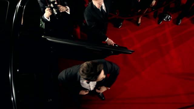 actor on red carpet - ünlüler stok videoları ve detay görüntü çekimi