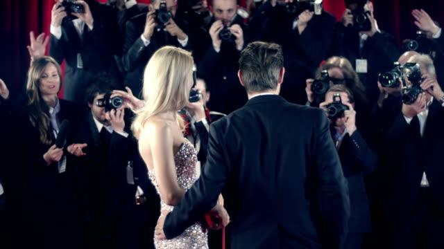 actors on red carpet - ünlüler stok videoları ve detay görüntü çekimi