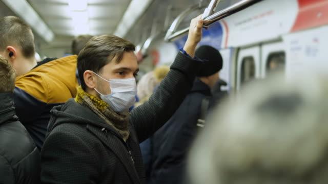 Acute Respiratory Tract Infection. European Corona Virus. Coronavirus in Europe. video