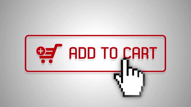 Add to Cart Animation Add to Cart Animation shopping cart stock videos & royalty-free footage