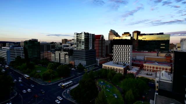 Adelaide CBD, South Australia video