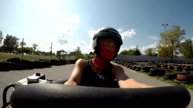Adrenaline ride,point of view video