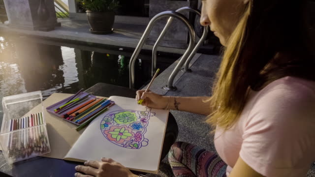 Adult Coloring Books 4K