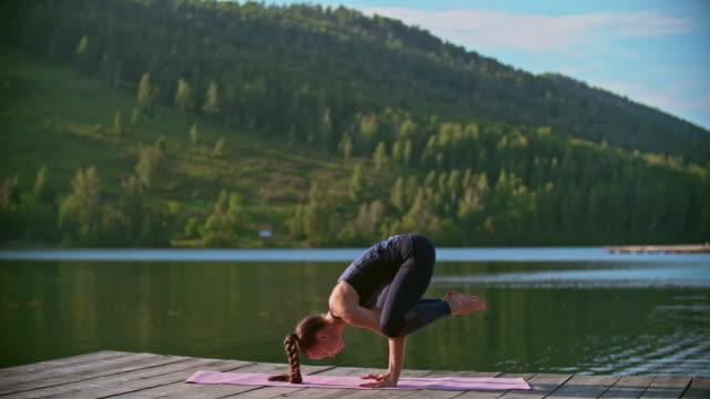 Advanced Yoga video