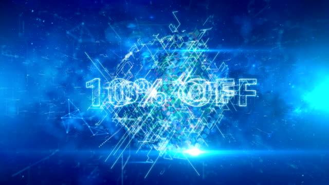 advertisement text, promotion 10% off - дискаунтер стоковые видео и кадры b-roll