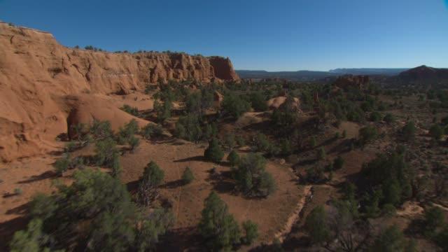 aerea america bryce canyon dello utah - brent video stock e b–roll