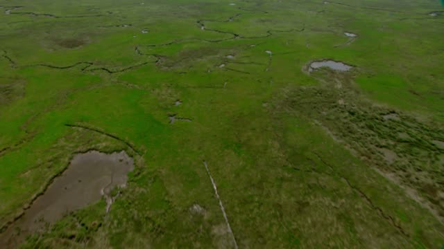 stockvideo's en b-roll-footage met aerial america chesapeake bay 01 - broek