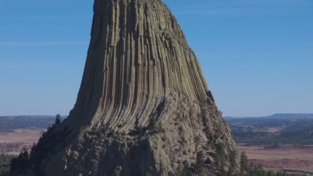 Aerial America – Devil's Tower