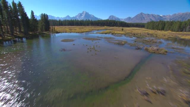 Aerial America Grand Tetons 01 video