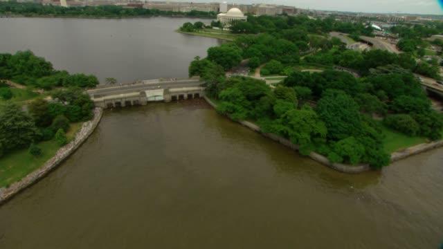Aerial America Washington DC video