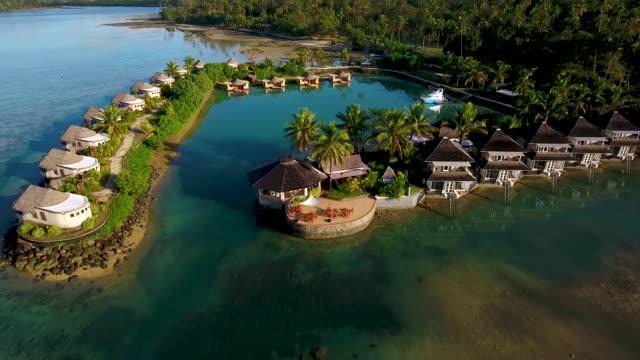 Aerial - Fiji Paradise video