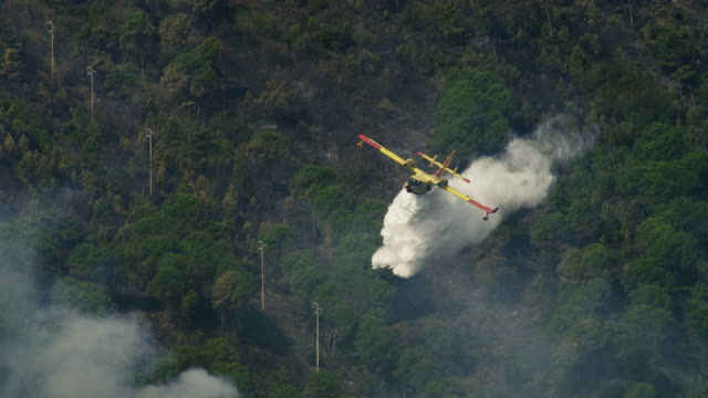 Aerial Firefighter