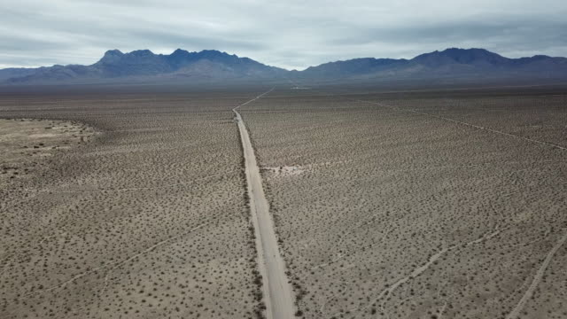 4K Aerial footage of the Mojave Desert, California Aerial footage of the Mojave Desert in California, shot in dusk in 4K resolution. mojave desert stock videos & royalty-free footage