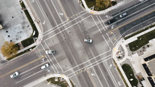 Aerial Intersection