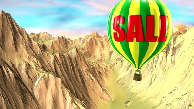 vídeos y material grabado en eventos de stock de aérea de comercialización - gran inauguración