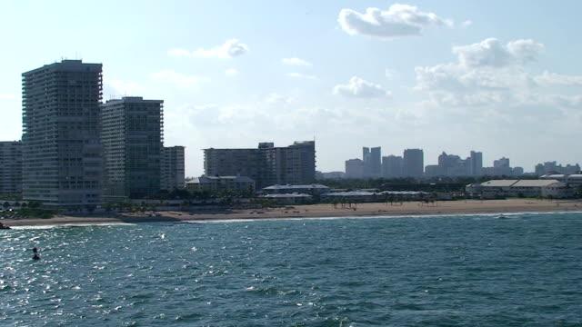 Aerial: Miami Beach video