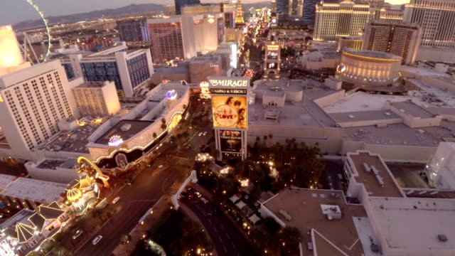 Aerial Nevada, Las Vegas – Video