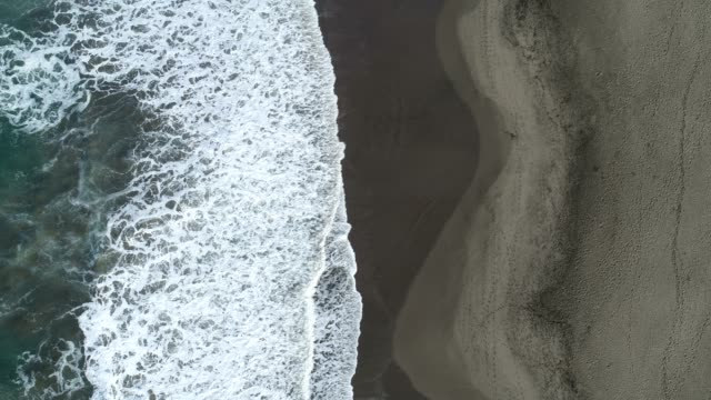 Aerial of Beach video