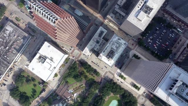 Aerial of Downtown Houston, Texas