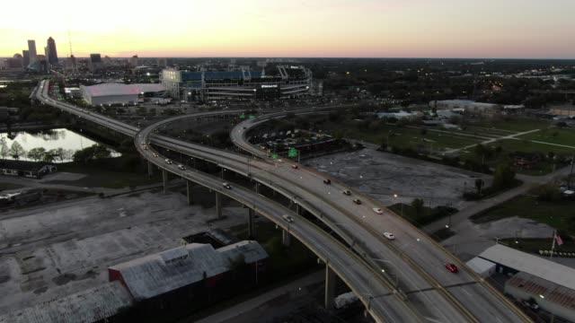 Antenne von Jacksonville, Florida – Video