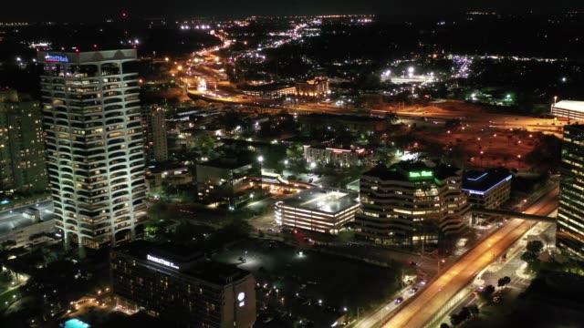 Aerial of Jacksonville, Florida