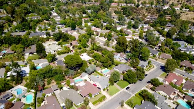 Aerial of Neighborhood video