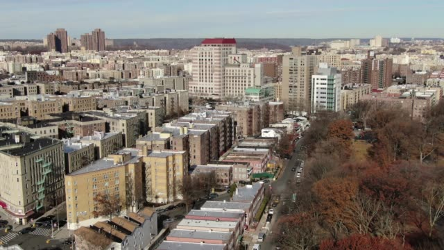 Aerial Of The West Bronx New York City Stock Video & More