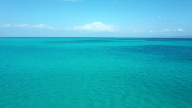 リゾートの海の空中撮影 - 海点の映像素材/bロール