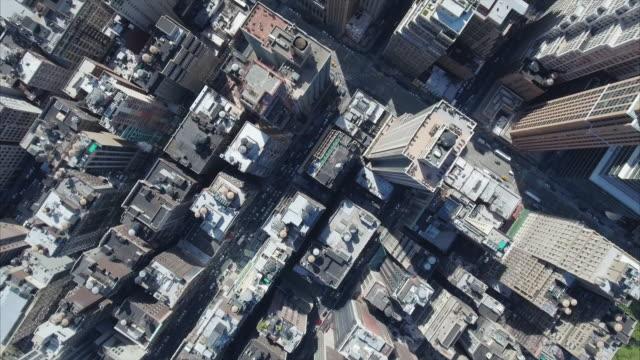 NYC Aerial Shot video