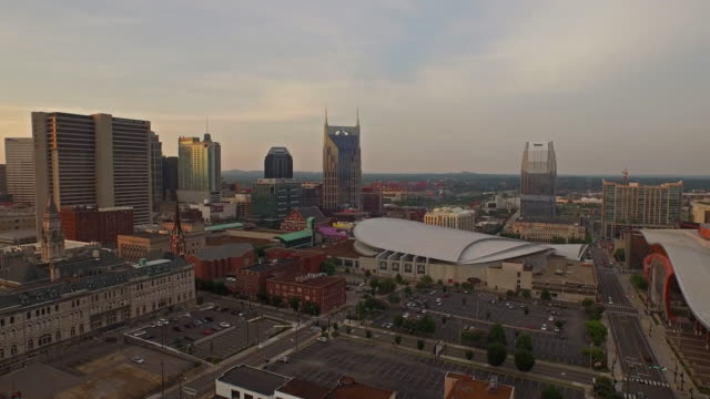 Aerial Tennessee Nashville video