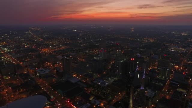 Aerial Tennessee Nashville video