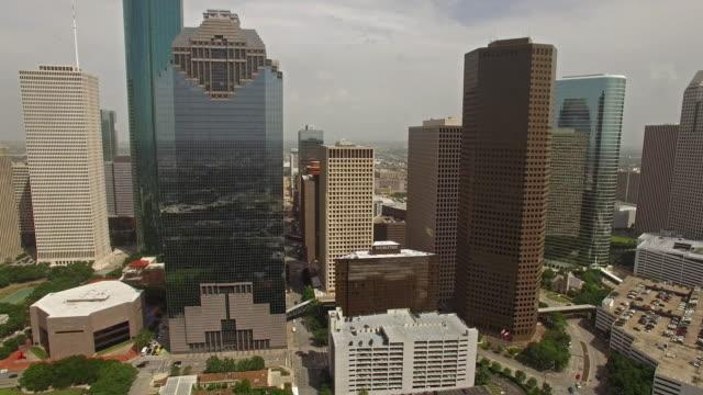 Aerial Texas Houston video