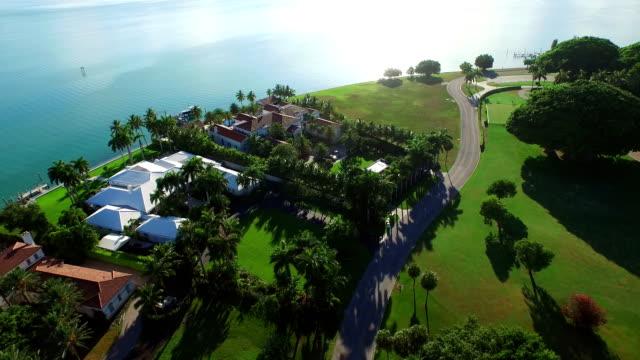 Aerial video of Indian Creek Miami Beach video