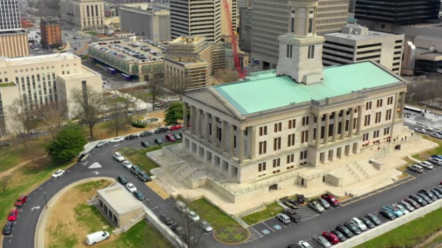 Aerial video Tennessee Department of Treasury Aerial video Tennessee Department of Treasury treasury stock videos & royalty-free footage