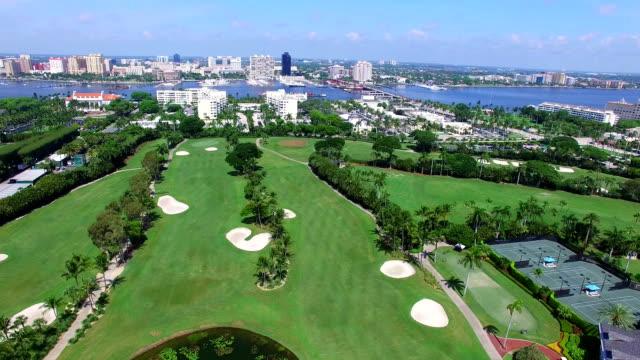 Aerial video West Palm Beach