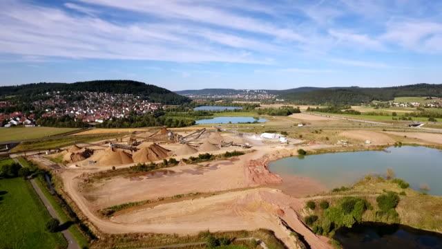 luftbild deutsche landschaft - aerial view soil germany stock-videos und b-roll-filmmaterial