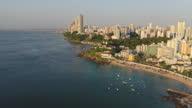 istock Aerial view of Barra beach Salvador Bahia Brazil 1328803090