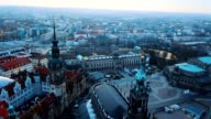 istock Aerial View of Dresden - Germany 1085208598