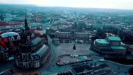 istock Aerial View of Dresden - Germany 1085218736