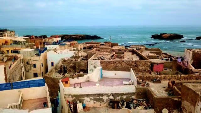 Aerial View of Essaouira - Morocco
