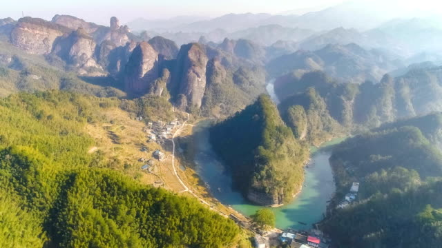 Aerial View Of Guangxi